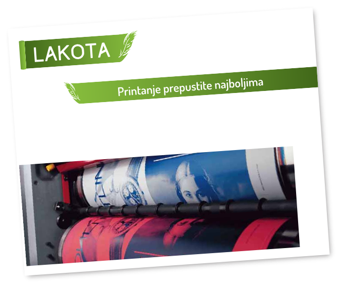 Lakota-printanje